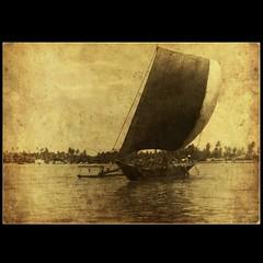 Katamaran/5 - Negombo (Sri-Lanka), 1978 (Osvaldo_Zoom) Tags: fishermen 1978 srilanka negombo katamaran infinestyle memoriesbook alarecherchedutempperdu 2bdasest