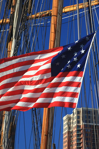 Pride Of Baltimore 2 - Old Glory 1