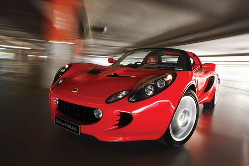 2008 Lotus Elise SC