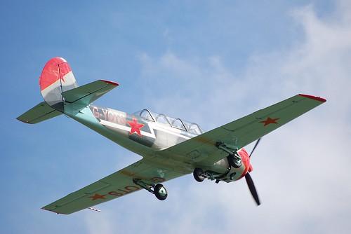 Yak 52 par GJC1