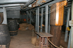 Museum of Science and History 031 (RNRobert) Tags: columbus history museum ship corpuschristi christopher science sail santamaria hold museumofscienceandhistory