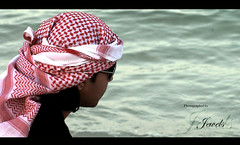 (J E W E L S) Tags: life sea truth muslim thinking doha qatar the   qatari