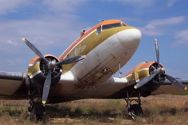 The Schellville DC-3, 2002
