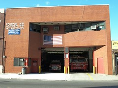 E045 FDNY Firehouse Engine 45, Ladder 58 & Battalion 18, West Farms, Bronx, New York City (jag9889) Tags: county city nyc house ny newyork building station architecture truck movie fire bronx south engine 45 company borough ladder portfolio 18 firehouse avenue 2008 fdny department eagles firefighters tremont 58 1879 bravest battalion westfarms carolalt engine45 y2008 ladder58 battalion18 e045 jag9889