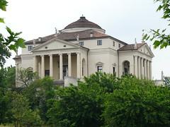 Villa Capra, La Rotonda (Ravel