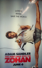 ZOHAN mess you the with don't (forwardeo) Tags: nyc manhattan genio kickboxer adamsandler vandamme genial genitales genialidad orangemoccafrapuccino