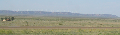 New Mexico Windmill Farm