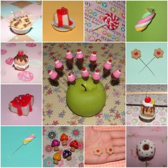More Sweets Charms, Sewing Pins and Sculptures! (polymer clay) (yifatiii) Tags: ceramica apple mushroom cake mobile studio cherry pc lemon keychain pin cookie candy sweet handmade chocolate dough cream earring cellphone charm cheesecake polymerclay fimo biscuit cupcake clay slice marshmallow icecream donut sweets jelly sculpey syrup treat pincushion etsy lollipop jam cushion chocolatechip creampuff kato millefiori hotfudge plastica premo polyclay arcilla ceramicaplastica pastesintetiche coldporcelain polimerica prosculpt arcillapolimerica arcillaspolimericas arcillaspolimricas porcelanaenfro yifatiii sewingpin porcelanaenfrio marshmallowtwister jellyfilledcookie