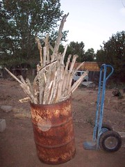 wood. (adrianna.) Tags: wood barrel dolly aguadulce thecountry