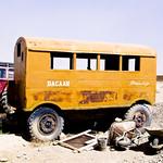 DACAAR truck