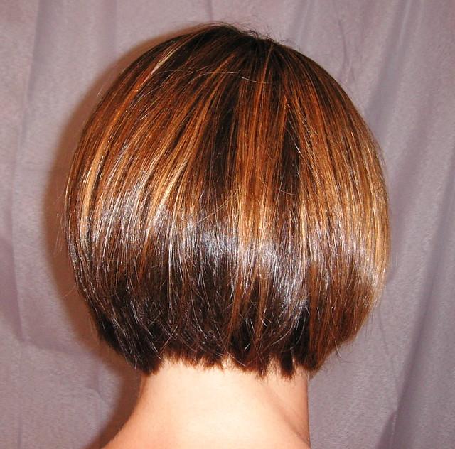 Highlights Hairstyles: Caramel Highlights for Brown Hair : Short ...