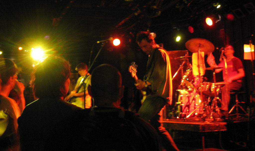 Mission Of Burma, Paradise Rock Club, Boston, Massachusetts