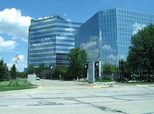 Blue Cross Blue Shield, 11 Mile Road, Southfield, Michigan