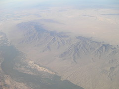 Mountains from the Air - 8 (AADS) Tags: arizona mountains phoenix arial