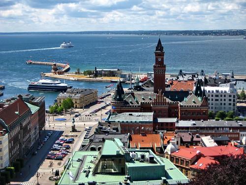 Helsingborg view