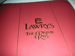 Lawry's: The Prime Rib in Las Vegas