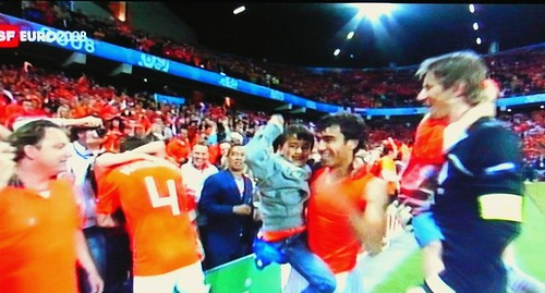 Holland v France 4:1