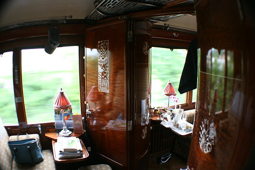 Double cabin (suite) Venice Simplon-Orient-express