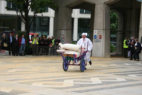 Bumaree's Handcart c1920
