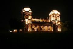 NOOR MAHAL AT NIGHT 5 (abdulrehmancapricorn) Tags: pakistan bahawalpur noormahal nawabsadiq