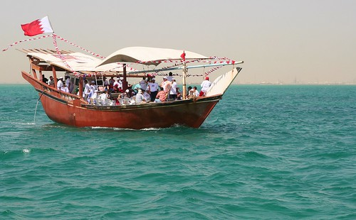 الموضوع أنواع السفن التقليدية