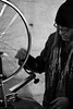 (sodanopop) Tags: bike bicycle nikond100 mobo truingstand