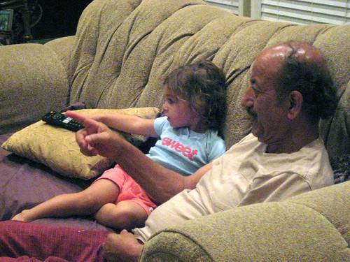 News with Grandpa