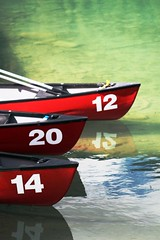 3 Canoes (Sionth) Tags: canoe canoes emeraldlake sionth flickrchallengegroup flickrchallengewinner thechallengefactory