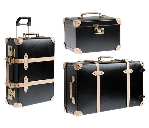 globetrotter luggage j.crew travel