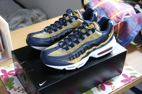 NIKEiD Airmax 95 Unboxed