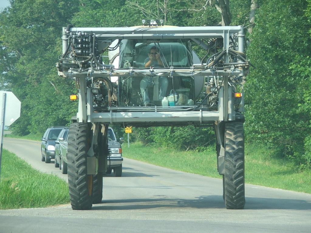 Farming Going High Tech