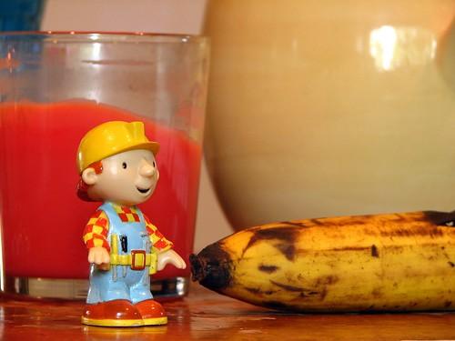 bob + banana