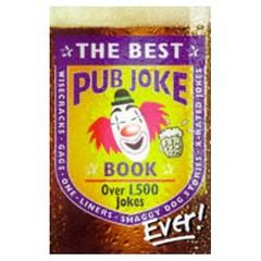 The Best Pub Joke Book Ever! Summary