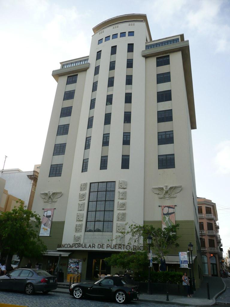 Banca Oriental De Puerto Rico:Banco Popular De Puerto Rico