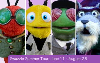 Swazzle tour 2008