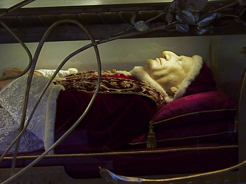 Unam Sanctam Catholicam: Is Pope John XXIII incorrupt?