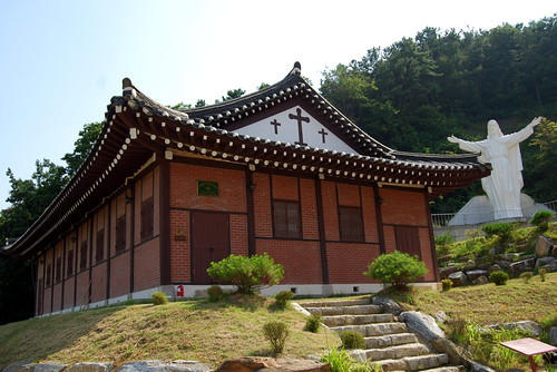 Jincheon Eumnaeri Anglican Church