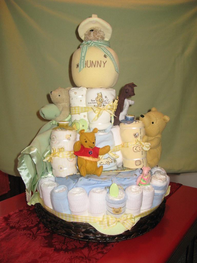 # 008 : Winnie the Pooh Theme : GIFT