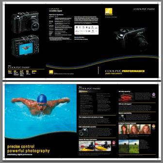 Nikon P6000 brochure