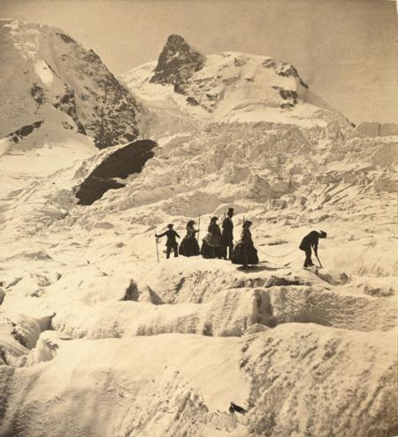Little Matterhorn, 1858-1877