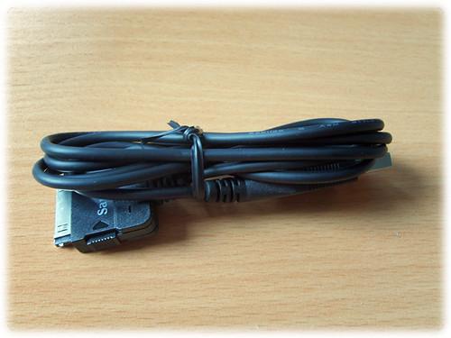 SanDisk Sansa e260 USB 2.0 cable