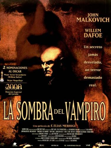 La Sombra Del Vampiro by cinefilos