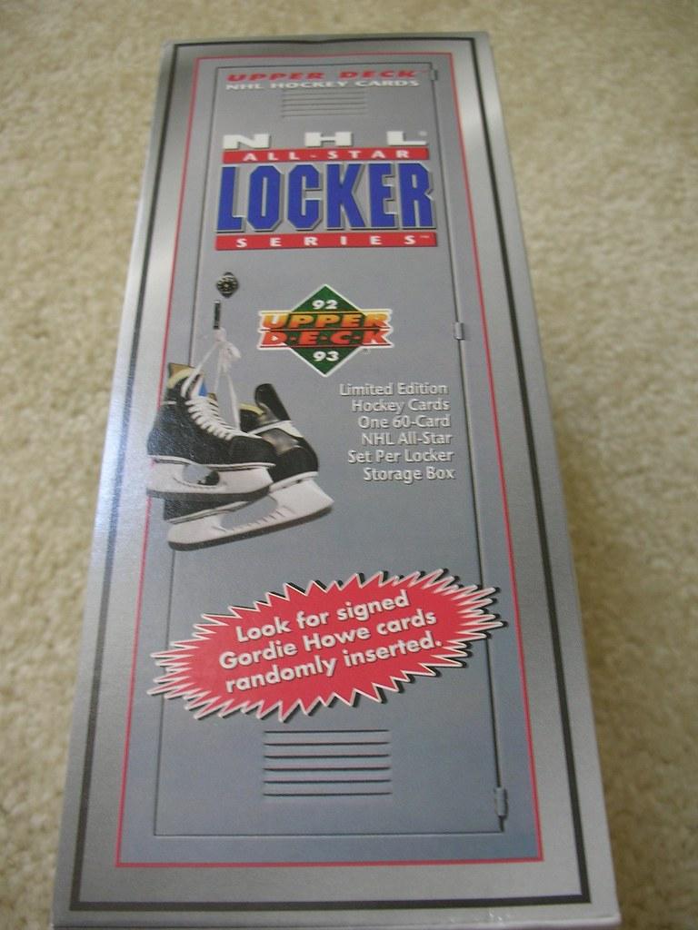 NHL All-Star Locker Series