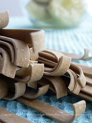 Porcini Mushroom Linguine