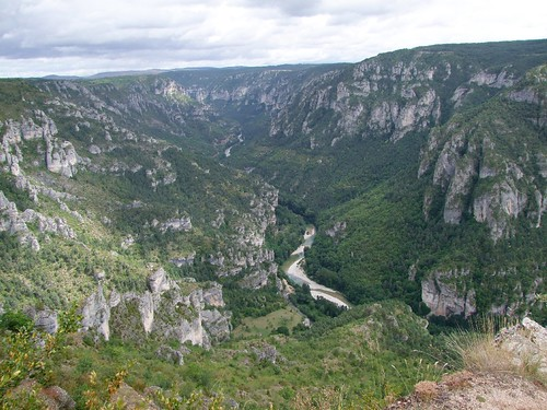 Gorges du Tarn - le Point sublime