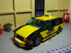 Taxi Front Top