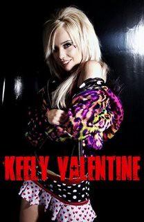 Keely Valentine
