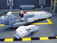 Generics #1 step 4 (peterlmorris) Tags: toy construction fighter lego howto build instruction moc starfighter