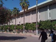hayden library mall (alist) Tags: library alist asu picnik arizonastate alicerobison