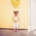 yellow balloon by threelittlebirds {Mindy J}